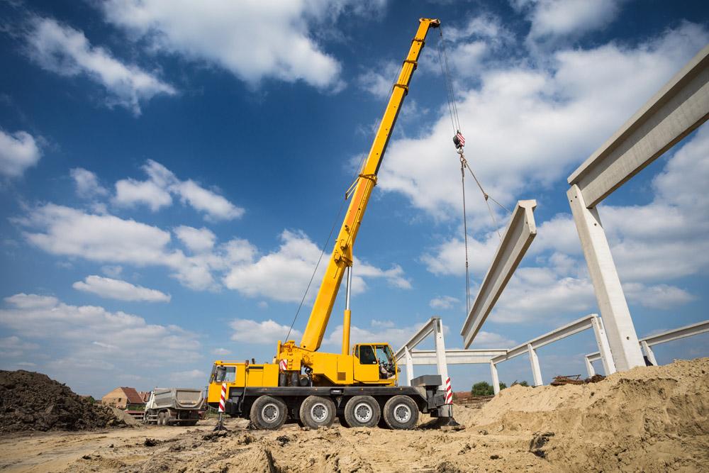 Praca w branży budowlanej