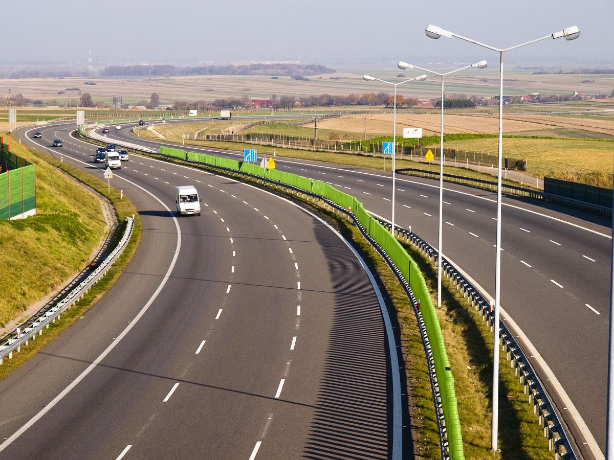 Zabezpieczenia ruchu na drogach o wzmożonym ruchu.
